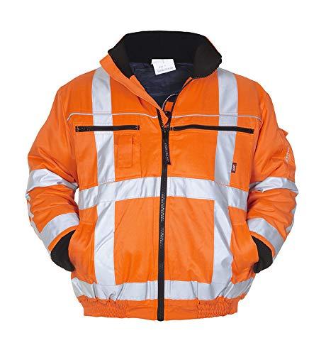 Hydrowear 047475 Arosia Pilot jas, Bever, 50% Polyester/50% Katoen, 2X-Large Mate, Oranje
