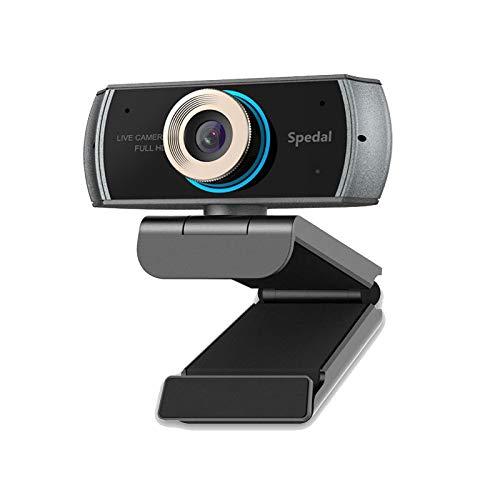 Spedal Full HD 1080P Webcam