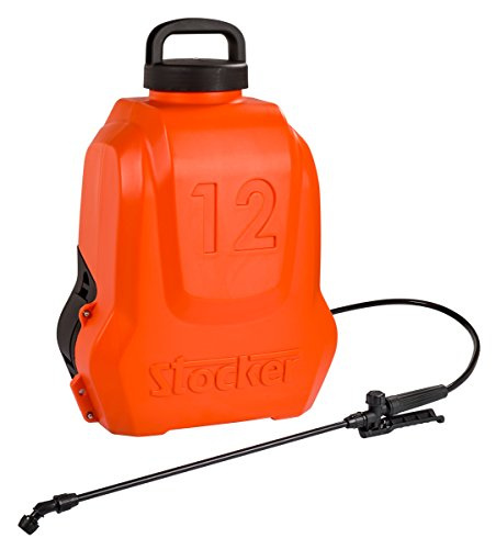 Pompa a zaino elettrica 12 l Li-Ion STOCKER 235 5 bar