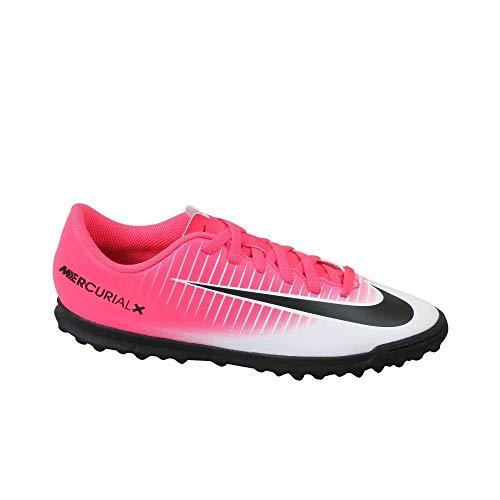 Nike Mercurial Vortex III Turf Junior 831954-601 - Scarpe da Calcetto Ragazzo Turf