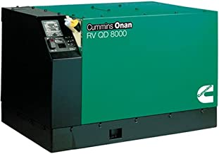 Cummins Onan 8HDKAK-1046 - RV generator set Quiet Diesel Series RV QD 6000/8000