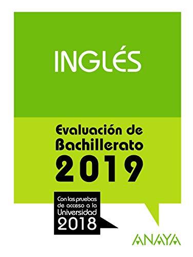 Inglés. (Prepara la Evaluación de Bachillerato)