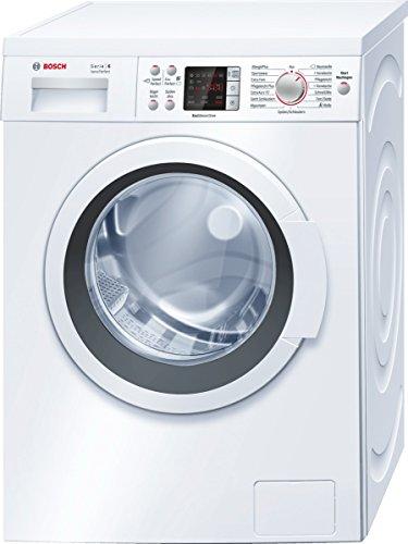 Bosch WAQ28422 Serie 6 Waschmaschine FL / A+++ / 139 kWh/Jahr / 1400 UpM / 7 kg / 9240 L/Jahr / 3D-AquaSpar-System