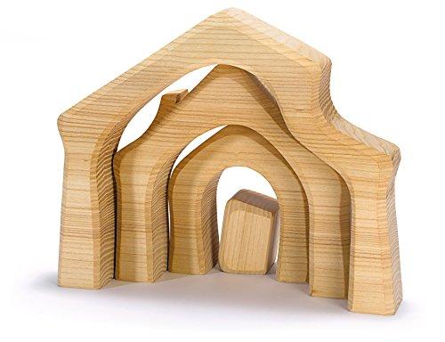 Ostheimer 3300 - Haus, 4-teilig (massiv), 4 Teile