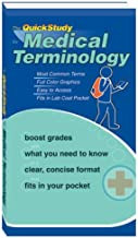 The Quick Study for Medical Terminolgy (Quickstudy Books)