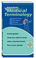 Quick Study for Medical Terminology (Quickstudy Books)
