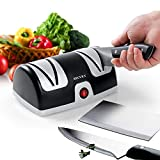 Secura Electric Knife Sharpener, 2-Stage Kitchen Knives Sharpening...