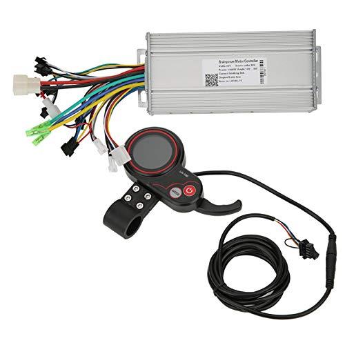 Controlador de límite de Velocidad e Interruptor de Cambio LCD 36V 1000W...