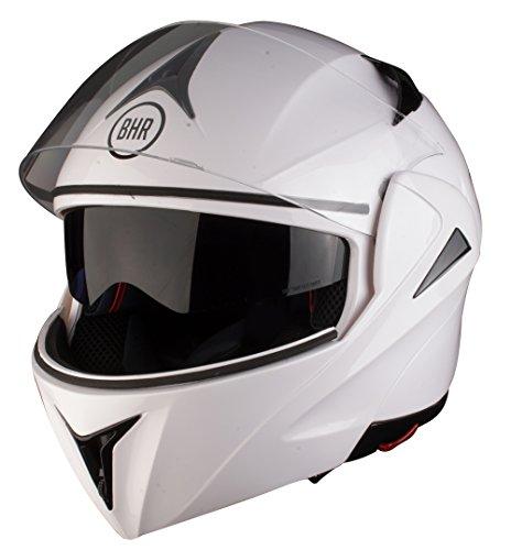 BHR Helm Modular, Weiß, 53-54 (XS)