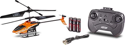Carson Nano Tyrann 230 Gyro IR 2CH 500507155 Nano Tyrann 230 - Helicóptero teledirigido (Incluye Pilas y Mando a Distancia)