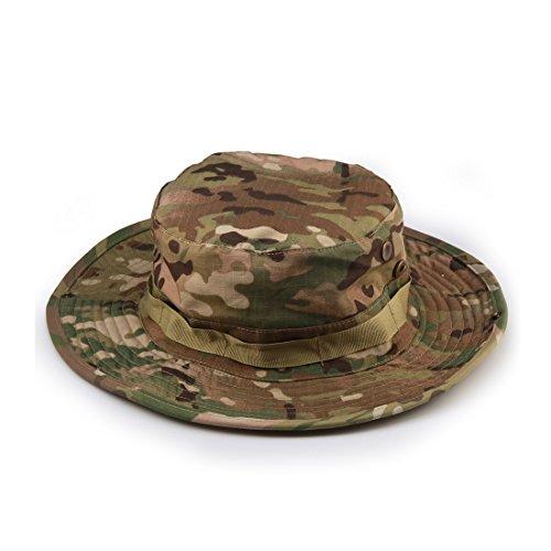 Outdoor tactique militaire Sun Camo Hat (CP)