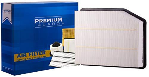 PG Air Filter PA99417| Fits 2019-20 Chevrolet Silverado 1500, GMC Sierra 1500, 2020 Sierra 3500 HD