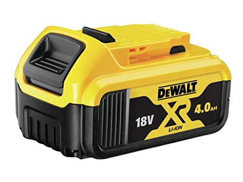 DeWalt DCB182-XJ Batteria XR Litio 18 V, 4 Ah