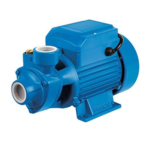 Foset BOAP-1/2F, Bomba eléctrica periférica para agua 1/2 HP