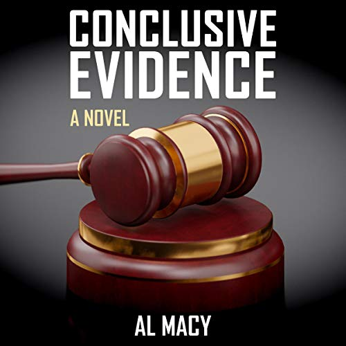 『Conclusive Evidence: A Novel』のカバーアート