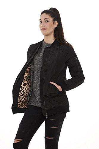 Canadian Damen Daunenjacke Mantel Schwarz schwarz 36