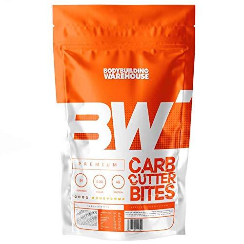 Premium Carb Cutter Bites x24 - Chocolate Honeycomb   Bodybuilding Warehouse