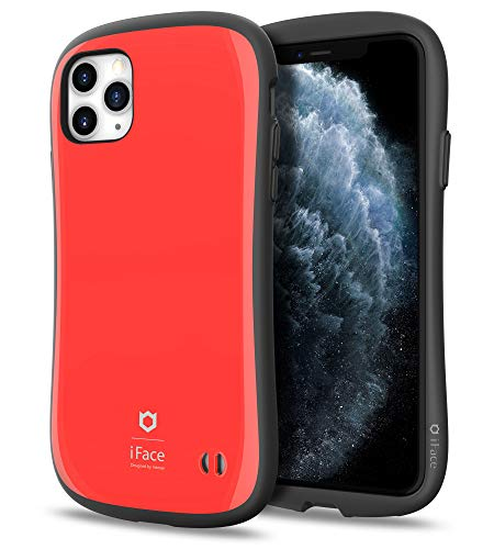 [2019] Case for iPhone 11 Pro Max, iFace [First Class] Dual Layer Anti Shock Fit Air Cushioned [TPU + PC] [Heavy Duty Protection] [Military Drop Test Certified], Red