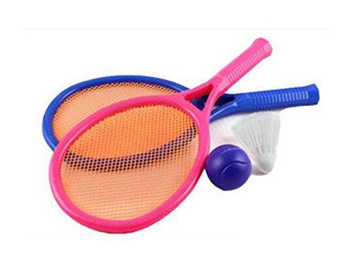 Black Temptation Mini Lovely Kinder Tennisschläger Kinder Ball Spielzeug Badminton Spielzeug