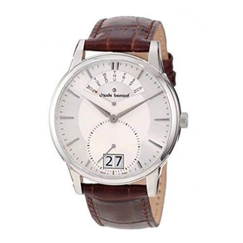 Claude Bernard by Edox Classics Retrograde orologio da uomo 34004.3.Ain...