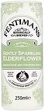 wild english elderflower drink