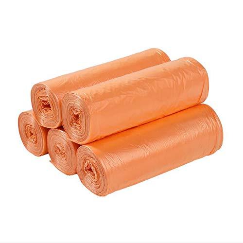 PSM - Sacchetti biodegradabili per cestino, per cucina, bagno, ufficio, casa (45 x 50 cm)