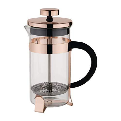 Olympia DR745 Moderne Kaffeemaschine aus Kupfer für 3 Tassen, 350 ml Fassungsvermögen, 170 mm x 95 mm x 130 mm, Kupfer