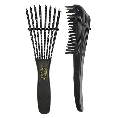 TMC Detangling Brush Afro Hair Products for...