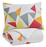 Signature Design by Ashley Maxie Twin Comforter Set Multicolor