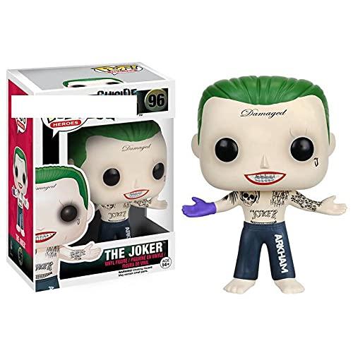 Figuras Pop The Joker # 96 Colección De Figuras De Acción De Vinilo Decoración Modelo Juguetes para Niños 10Cm
