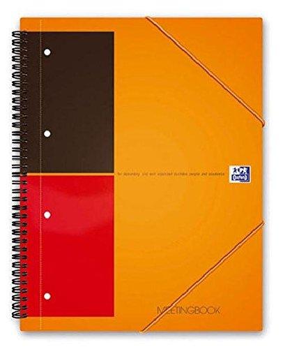 Meetingbook A4 80Bl lin. OXFORD 100104296 Premium