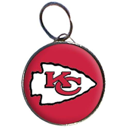 Siskiyou NFL Kansas City Chiefs Charm