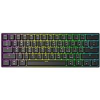 GK61 Multi Color RGB Illuminated LED Backlit Mechanical Gaming Keyboard