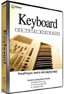 KEYBOARD FOR TOTAL BEGINNERS (AUDIO BOOK)