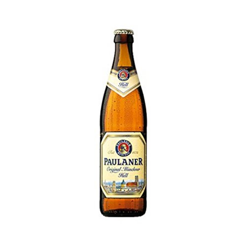 BIRRA PAULANER – Original Münchner 50 CL. (cartone 20 pz)