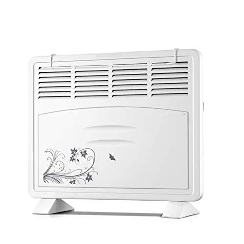 Calentador de Ventilador Eléctrico Portátil, Calefactor de bajo consumo para uso doméstico...