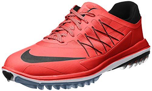 Nike 849979-600, Zapatillas de Golf para Mujer, Naranja (Lava Glow/Mtlc Cool Grey/Anthracite), 44.5 EU