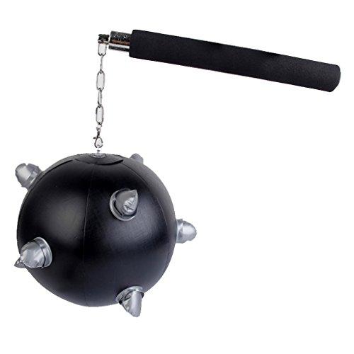Marteau Météore Balle de Spike Gonflable Jouet de Piscine Plage Faveur de Partie