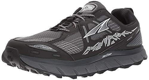 ALTRA Men's Lone Peak 3.5 Running Shoe, Black, 15 D US