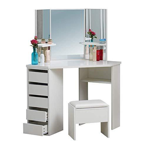 toilettafel met spiegel ikea