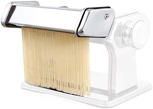 Macchina for la pasta, pasta e caffè, in acciaio inox Pressing macchina della tagliatella, manuale casa Macchina 1 millimetro Coltello testa viso lungo coltello capo adatto for gli anziani baby Usa XY