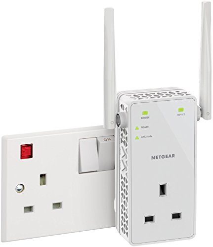 NETGEAR 11AC 1200 Mbps Dual Band Gigabit 802.11ac (300 Mbps + 900 Mbps)...