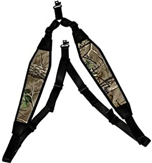 GrovTec US Padded Backpack Sling with Swivels Realtree Xtra Green