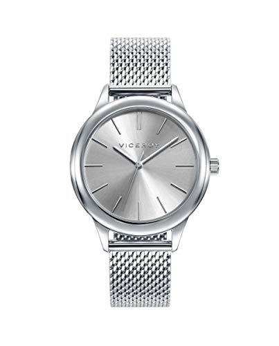 Viceroy ★ Reloj de mujer ★ Plateado en Acero ★ 36mm