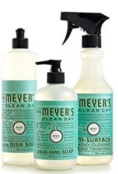Mrs. Meyer's Clean Day Kitchen Basics Set