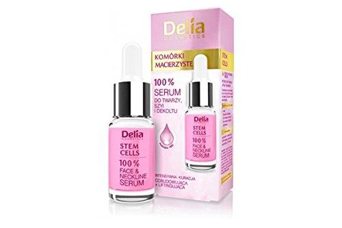 Sérum CELLULES SOUCHES visage - rajeunissant / Anti ride - Delia Cosmetics