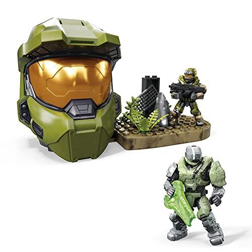 Mega Construx Halo Green Master Chief (GWY97)