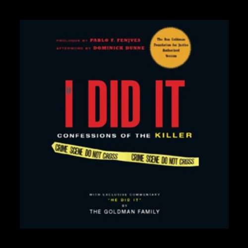 If I Did It audiobook cover art