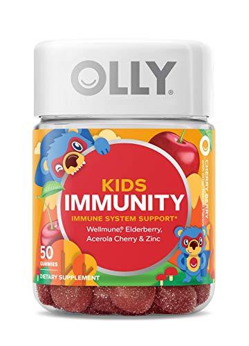 Olly Kids Immunity Gummy 25 Day Supply Now $8.46 (Was $14.99)