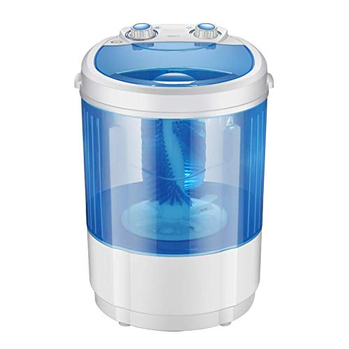 Kacsoo Upgrade Portable Shoes Washing Machine, Mini Cleaning Machine Smart Lazy Automatic Shoes Washer with Brush, Artifact Deodorant Shoes Cleanere, Apartments Camping Dorms Business Trip College